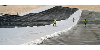 Geotextiles solutions for landfills areas