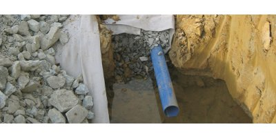 Geotextiles solutions for pipeline construction areas