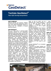 TenCate GeoDetect - Fiber Optic Sensing Geosynthetics Datasheet