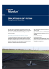 Tencate Nicolon - FLEX800 - Floating Covers for Manure Silos - Brochure