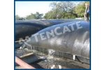 TenCate Geotube - Dewatering and Solids Containment for Municipal Wastewater Treatment Plants