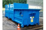 Model Type L - Self-Compacting Waste Container