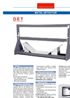 Model STS - Selective Metal Separator and Sorter - Brochure