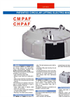 Model CMPAF - Patented Circular Lifting Electro Magnet - Brochure