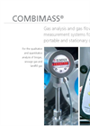COMBIMASS Gas Analysis and Gas Flow Measurement Systems for Portable and Stationary Operation Brochure