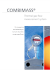 COMBIMASS Thermal Gas Flow Measurement System Brochure