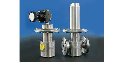 INSTRUM - Pressure Regulators for Liquids