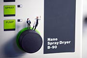BUCHI introduces the new Nano Spray Dryer B-90 HP
