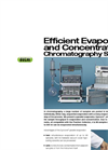 Flyer Efficient Evaporation and Concentration Brochure