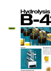 Hydrolysis Unit B-411 Brochure