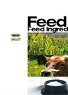 Flyer Feed and Feed Ingredients Brochure