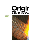 Original Glass-Ware Brochure