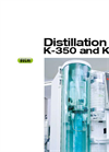 Distillation Unit K-350 / K-355 - Brochure