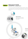 Rotavapor - Model R-215 - Evaporation System Brochure