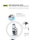 Model B-90 - Nano Spray Dryer Brochure