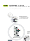 Model B-290 - Mini Spray Dryer Brochure