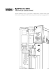 KjelFlex K-360 Steam Distillation - Technical Datasheet