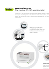 NIRFlex N-500 The Modular FT-NIR Spectrometer - Brochure