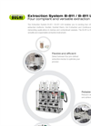 BUCHI B-811 / B-811 LSV Four Compliant and Versatile Extraction System - Brochure