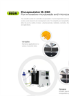 BÜCHI B-390 Encapsulator Valued Bead and Capsule Producer - Brochure
