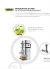 BÜCHI - Model PrepChrom C-700 - All-in-one Purification System - Brochure