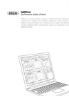 NIRCal - Software - Technical Datasheet