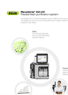 Reveleris X2-UV Flexible Flash Purification System - Brochure