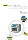 Alltech 3300 ELSD High Sensitivity Detection for Analytical HPLC - Brochure