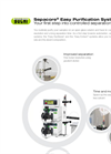 Sepacore Easy Purification Systems - Brochure