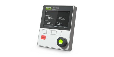BÜCHI - Model Interface I-300 - Central Control Unit of All Process Parameters