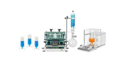Parallel Evaporation Pre-Analytical Solution