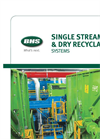 Single Stream Recycling – Brochure