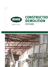 Construction and Demolition Waste – Brochure