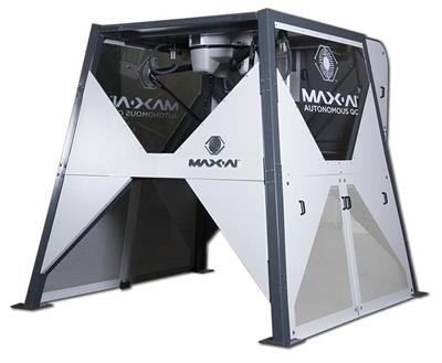 MAX-AI - Max-AI - Autonomous Quality Control (QC) Machine by