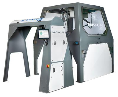 Max-AI - Model AQC-1 - Autonomous Quality Control (AQCs) Machine