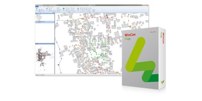 WinCan - Version Map VX - Geographic Information System for Sewer Networks