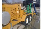 Portable Sludge Pump – Biosolids Transfer Pump