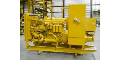Model 150 KW - General Electric Generator Set