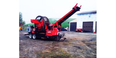 BCA - Model PD1000TF - Tire Shredder