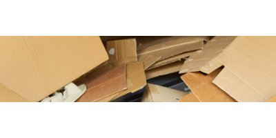 Cardboard shredders for cardboard recycling