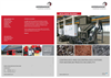 Systems for Metal Swarf Recycling Brochure