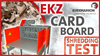 SHREDDING TEST | CARDBOARD - EKZ