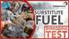 SHREDDING TEST | SUBSTITUTE FUEL - M600