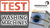 SHREDDING TEST | Washing Machines  and Dryers RIPPER RM1350