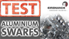 SHREDDING TEST | Aluminium Swarfs M600