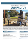 Kusters Water Screenings Washer Compactor Product Bulletin - Broucher