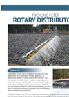 Kusters Water Rotary Distributors Product Bulletin