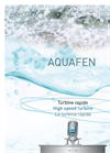 AQUAFEN - Floating High Speed Surface Aerator - Brochure