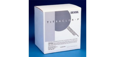 TitraCLOR - Model P (TI-TRA-CP) - Quantitative (Laboratory) Test for Chlorine