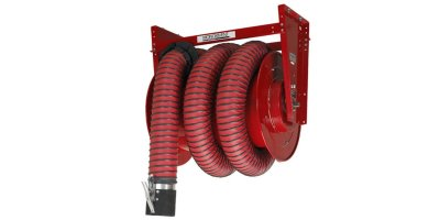 Monoxivent - Hose Reels Spring Operated